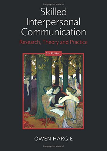 9780415432047: Skilled Interpersonal Communication: Research, Theory and Practice, 5th Edition