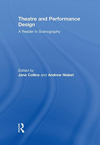 9780415432092: Theatre and Performance Design: A Reader in Scenography