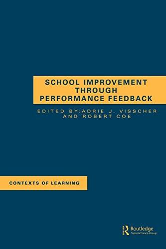 9780415432238: School Improvement Through Performance Feedback