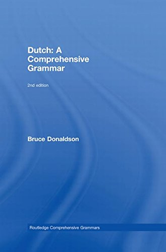 9780415432306: Dutch: A Comprehensive Grammar (Routledge Comprehensive Grammars)
