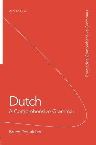 9780415432313: Dutch: A Comprehensive Grammar (Routledge Comprehensive Grammars)