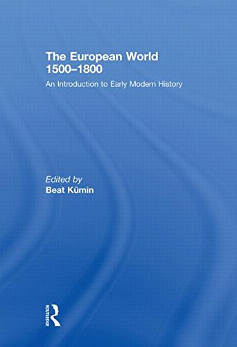 9780415432528: The European World 1500-1800: An Introduction to Early Modern History