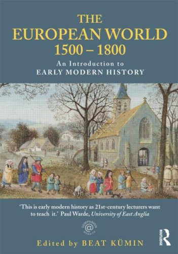 9780415432535: The European World 1500-1800: An Introduction to Early Modern History