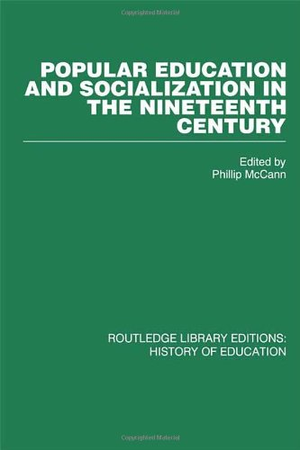 9780415432566: Popular Education and Socialization in the Nineteenth Century (Volume 21)