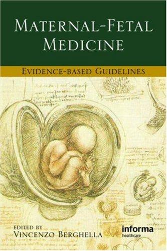 9780415432818: Maternal-Fetal Evidence-Based Guidelines
