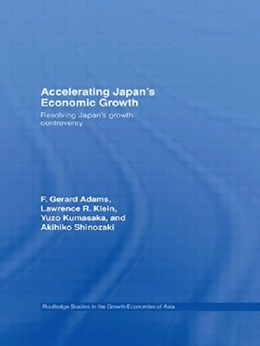 Accelerating Japan's Economic Growth: Resolving Japan's Growth Controversy (Routledge ...