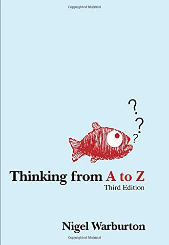 9780415433716: Thinking from A to Z