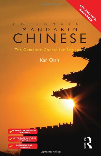 9780415434157: Colloquial Chinese: The Complete Course for Beginners (Colloquial Series)