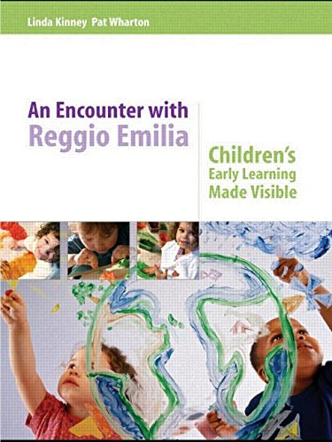9780415434218: An Encounter with Reggio Emilia: Children's Early Learning made Visible