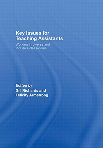 9780415434249: Key Issues for Teaching Assistants: Working in Diverse and Inclusive Classrooms