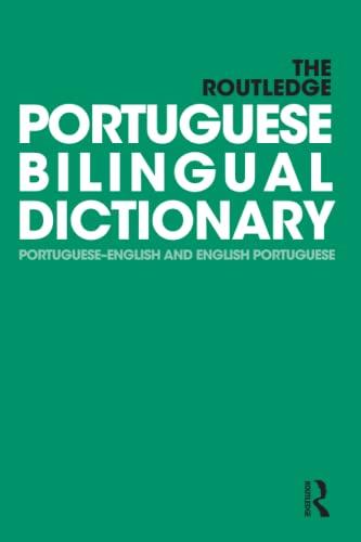 9780415434331: Portuguese Dictionary (Routledge Bilingual Dictionaries)