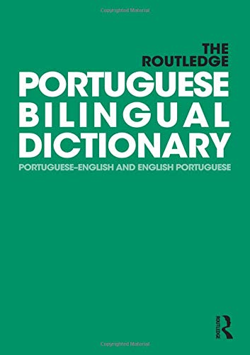 9780415434331: The Routledge Portuguese Bilingual Dictionary (Revised 2014 edition): Portuguese-English and English-Portuguese (Routledge Bilingual Dictionaries)