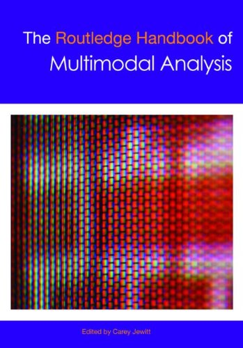 9780415434379: The Routledge Handbook of Multimodal Analysis