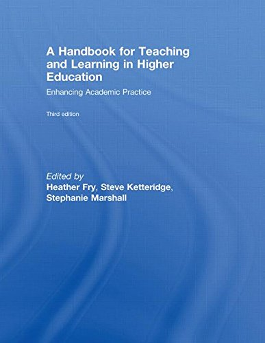 9780415434638: A Handbook for Teaching and Learning in Higher Education: Enhancing Academic Practice