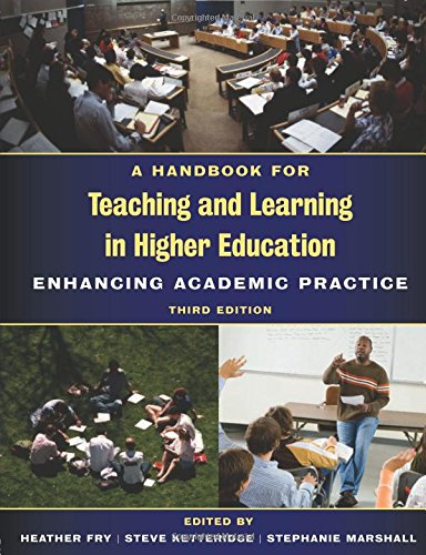 9780415434645: A Handbook for Teaching and Learning in Higher Education: Enhancing Academic Practice