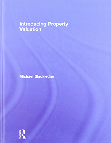 9780415434768: Introducing Property Valuation