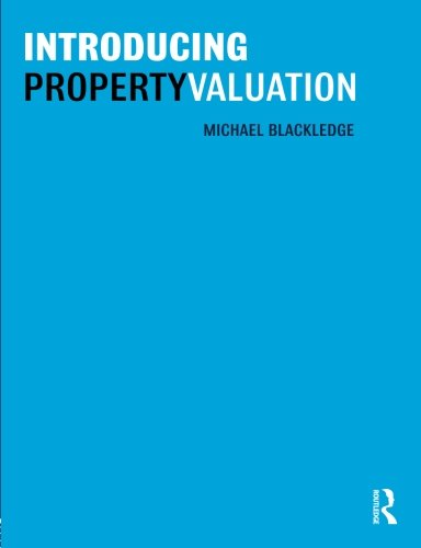 9780415434775: Introducing Property Valuation