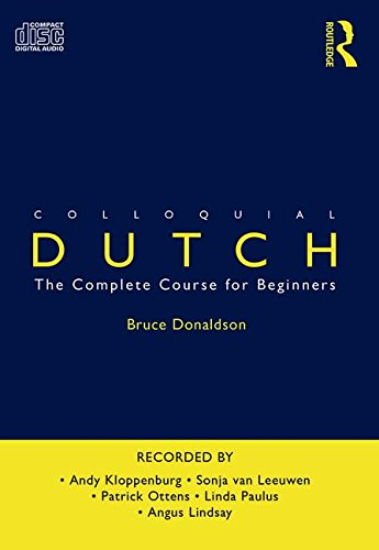 9780415435758: Colloquial Dutch: A Complete Language Course (Colloquial Series)