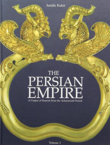 9780415436274: The Persian Empire: A Corpus of Sources from the Achaemenid Period