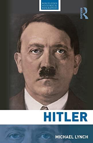 9780415436465: Hitler