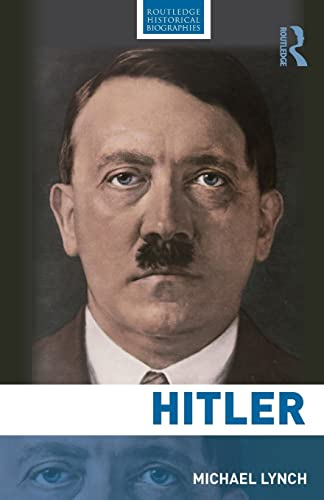 9780415436465: Hitler (Routledge Historical Biographies)