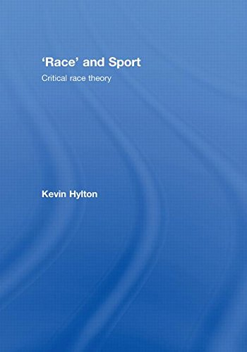 Race and Sport: Critical Race Theory