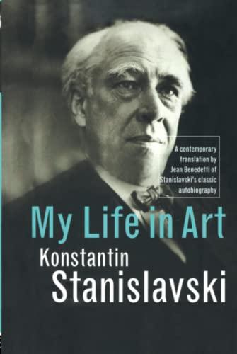 My Life in Art: Konstantin Stanislavski