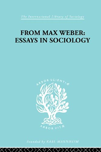 From Max Weber: Essays in Sociology (The: H.H.; Wr Gerth