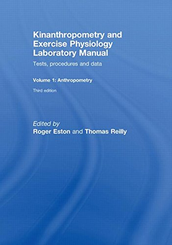 9780415437219: Kinanthropometry and Exercise Physiology Laboratory Manual: Tests, Procedures and Data: Volume One: Anthropometry: 1
