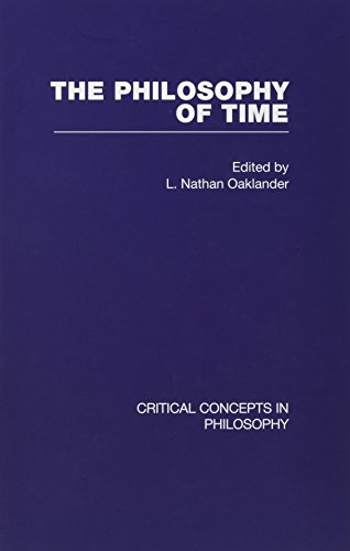 9780415437295: The Philosophy of Time (Critical Concepts in Philosophy)