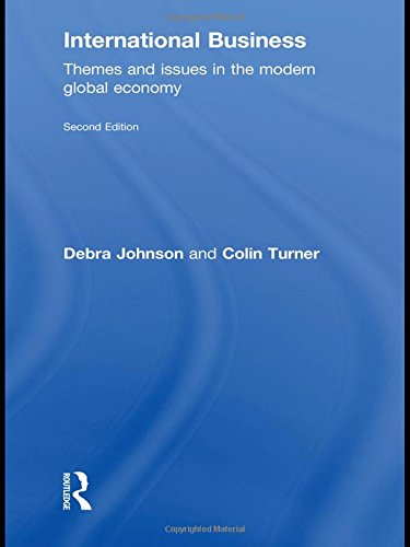 9780415437639: International Business: Themes and Issues in the Modern Global Economy