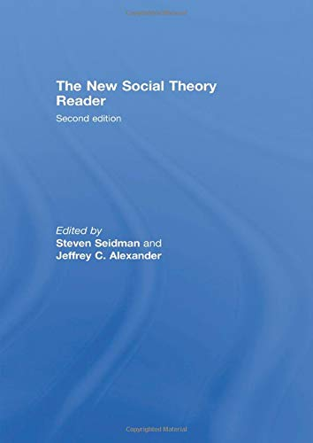 9780415437691: The New Social Theory Reader