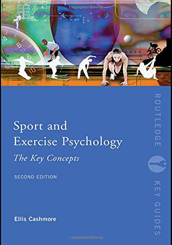 9780415438650: Sport and Exercise Psychology: The Key Concepts (Routledge Key Guides)