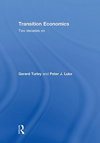 9780415438810: Transition Economics: Two Decades On