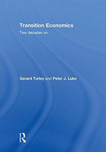 9780415438810: Transition Economics: Two Decades On