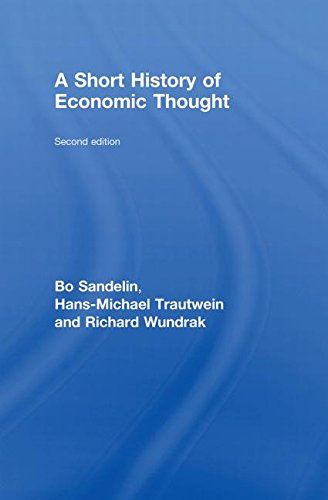 9780415438858: A Short History of Economic Thought 2nd Edition