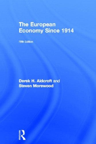 9780415438896: The European Economy Since 1914