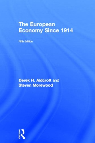 9780415438896: The European Economy Since 1914