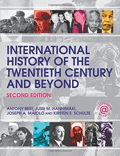 9780415438964: International History of the Twentieth Century and Beyond