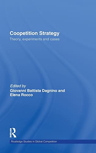 9780415438988: Coopetition Strategy: Theory, experiments and cases