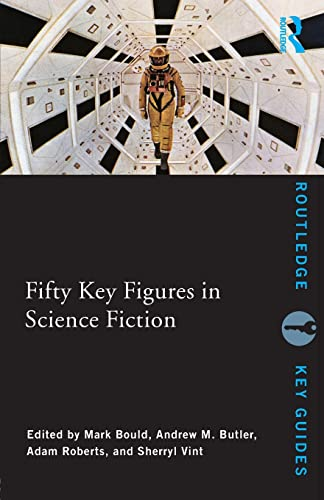9780415439503: Fifty Key Figures in Science Fiction (Routledge Key Guides)
