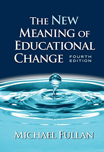 9780415439565: The New Meaning of Educational Change
