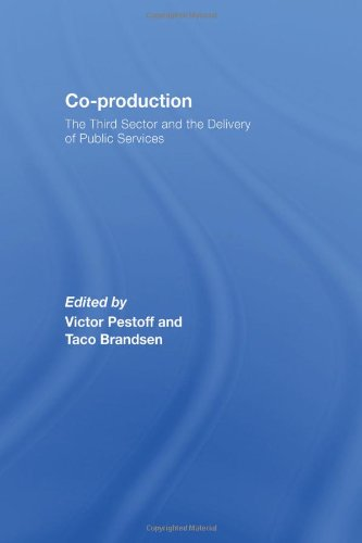 9780415439633: Co-production: The Third Sector and the Delivery of Public Services