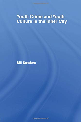 9780415439756: Youth Crime and Youth Culture in the Inner City (Routledge Advances in Sociology)