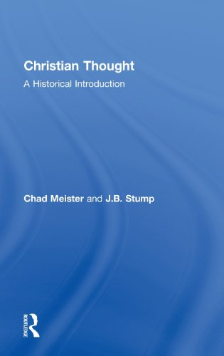 9780415440066: Christian Thought: A Historical Introduction