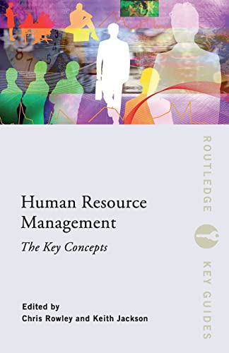 9780415440431: Human Resource Management: The Key Concepts (Routledge Key Guides)