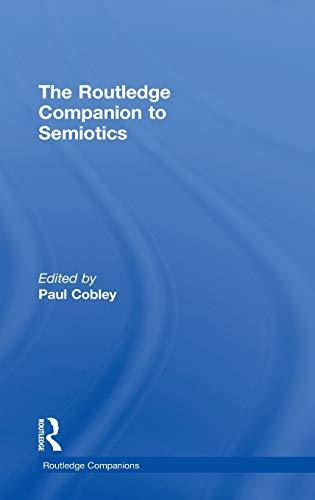 9780415440721: The Routledge Companion to Semiotics (Routledge Companions)