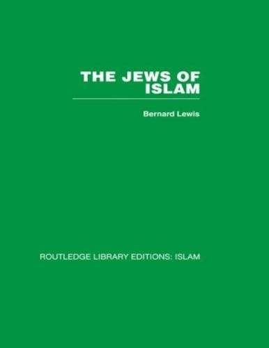 9780415440929: The Jews of Islam (Volume 8)