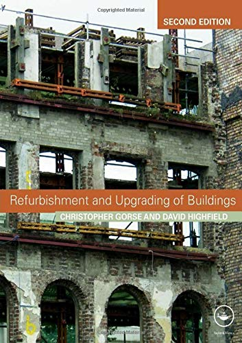 9780415441230: Refurbishment and Upgrading of Buildings