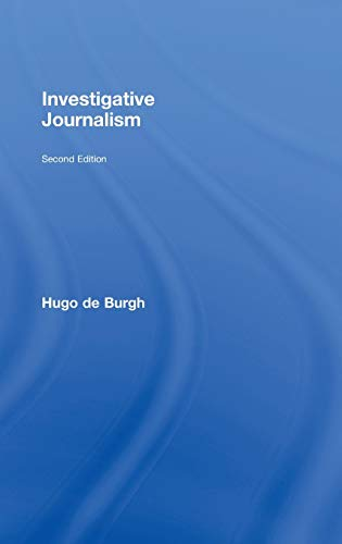 9780415441438: Investigative Journalism
